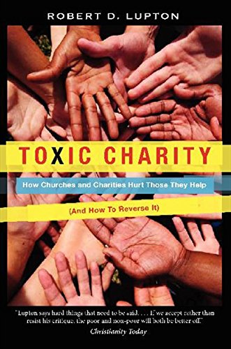 Toxic Charity Book Cover